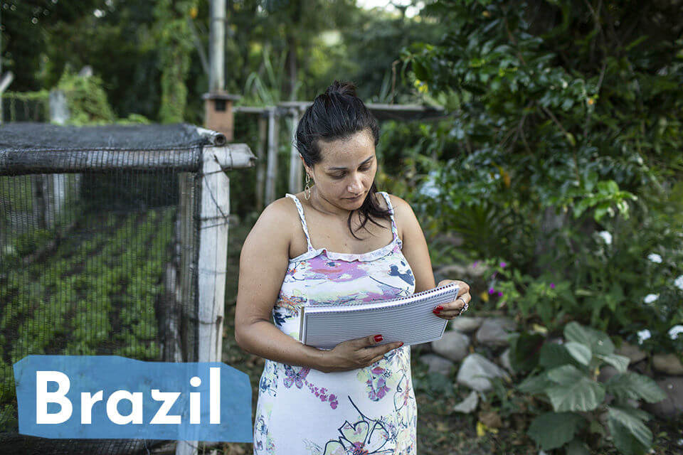 Brazil: The simple scheme that's driving a quiet revolution for Brazil's family farmers