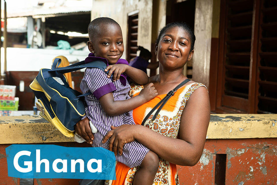 Ghana: Accra's female market traders blaze a trail on childcare