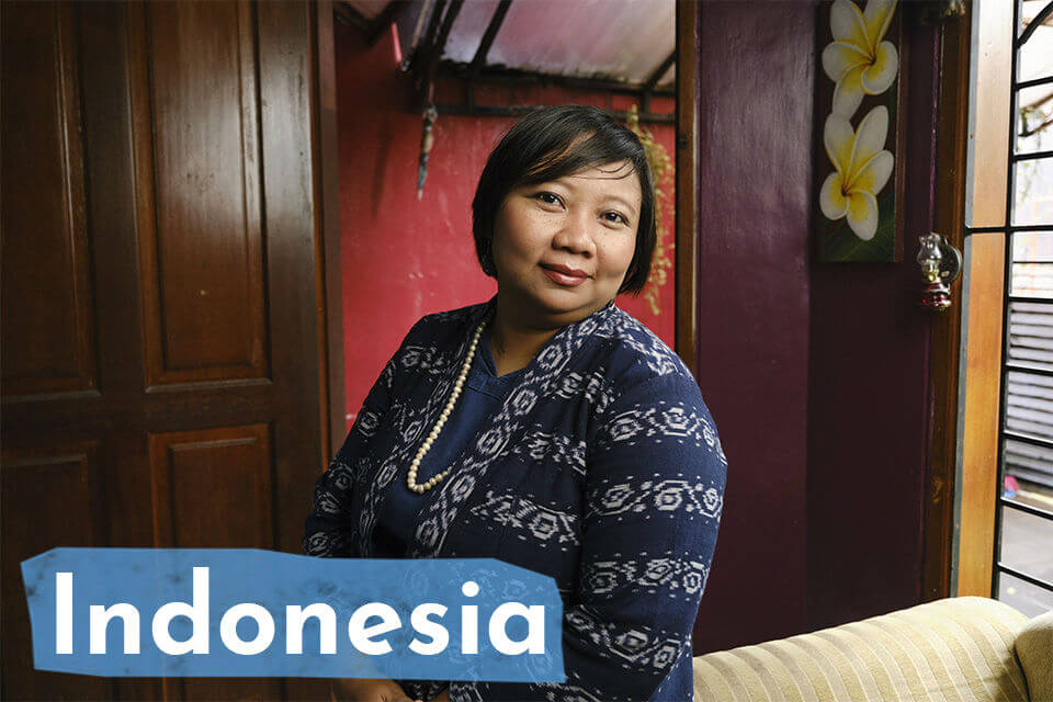 Indonesia: Gaining protection for Indonesia's migrant workers and their families
