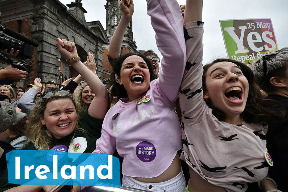 """Ireland: """"Compassion was a key message"""""""