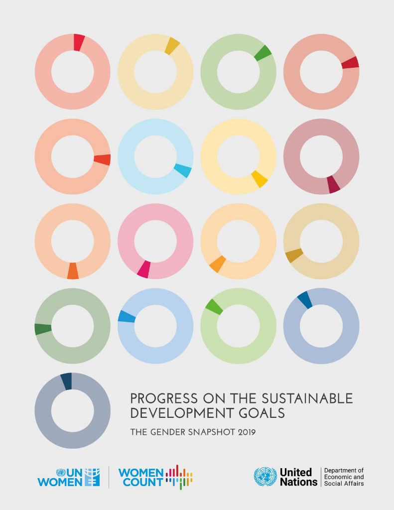 Progress on the Sustainable Development Goals: The gender snapshot 2019
