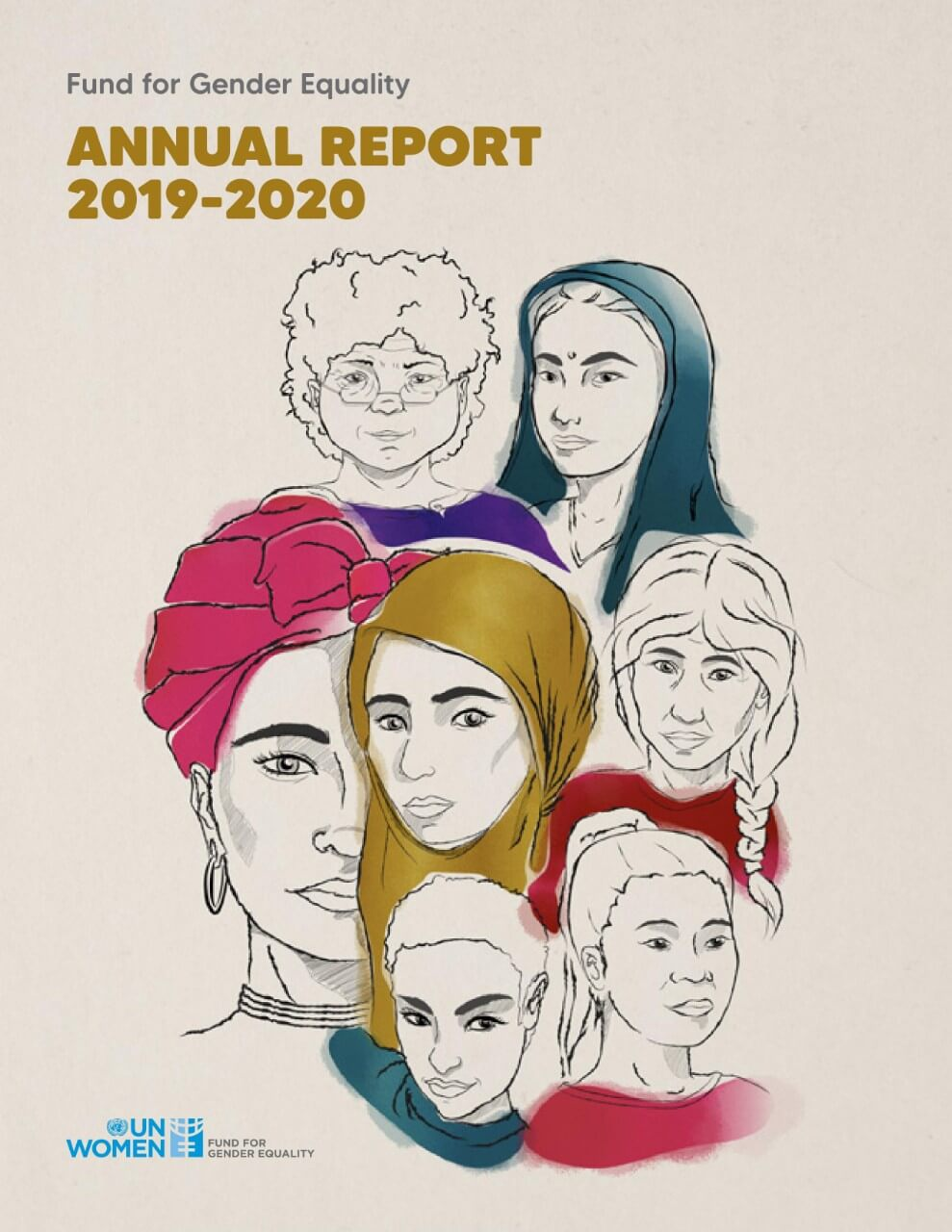 Fund for Gender Equality annual report 2019–2020