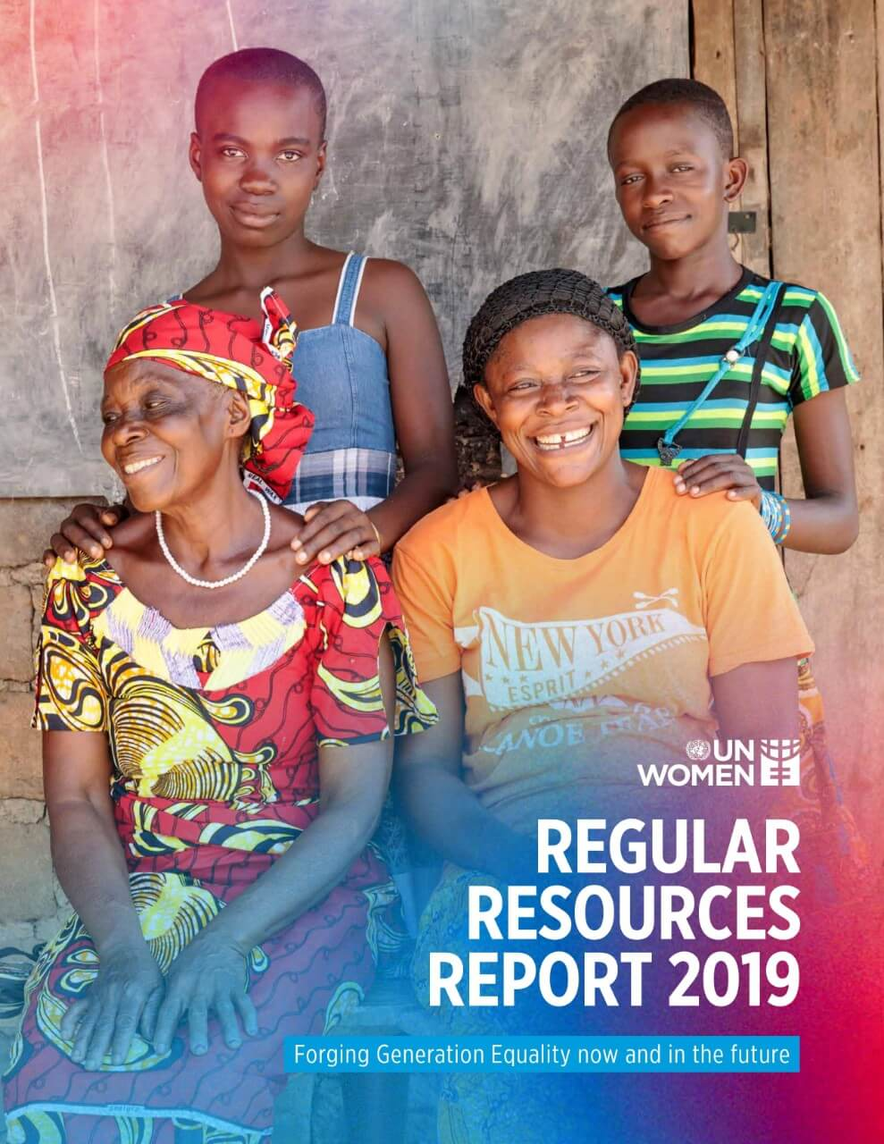 Regular resources report 2019: Forging Generation Equality now and in the future