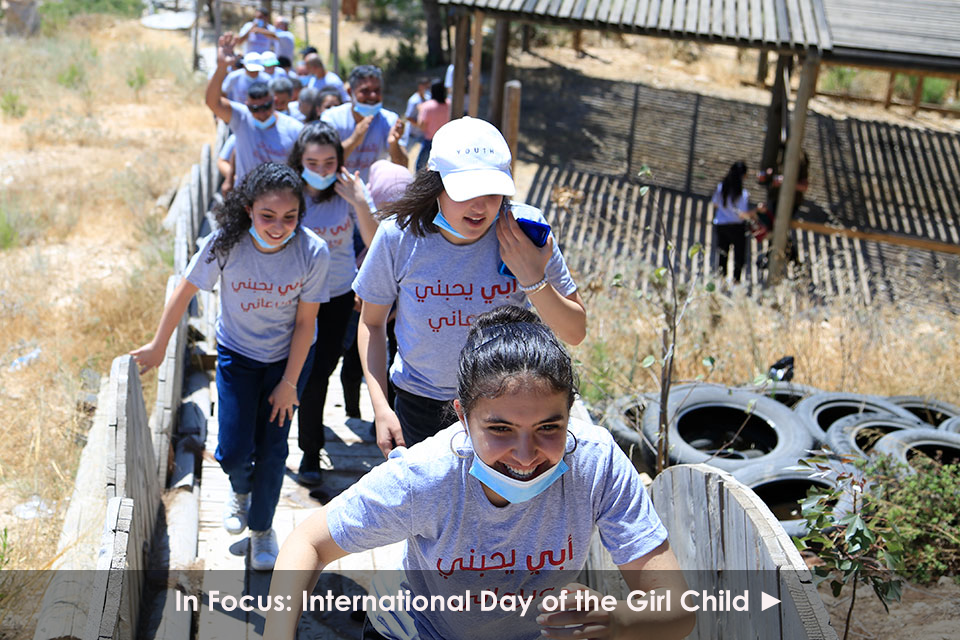 In Focus: International Day of the Girl Child
