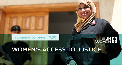 Women's access to justice