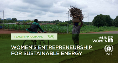Women's sustainable energy entrepreneurship and access