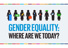 Infographic: Gender equality – Where are we today?