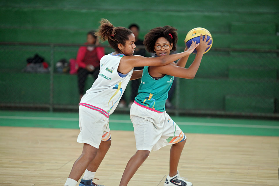 For many of the girls, sport provides a healthy outlet for the physical, emotional, mental and social transformations of adolescence. In puberty and adolescence, girls' self-esteem drops twice as much as boys as their freedoms and opportunities diminish.