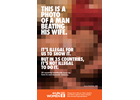 Ad campaign: A spotlight on legal gaps to end violence against women