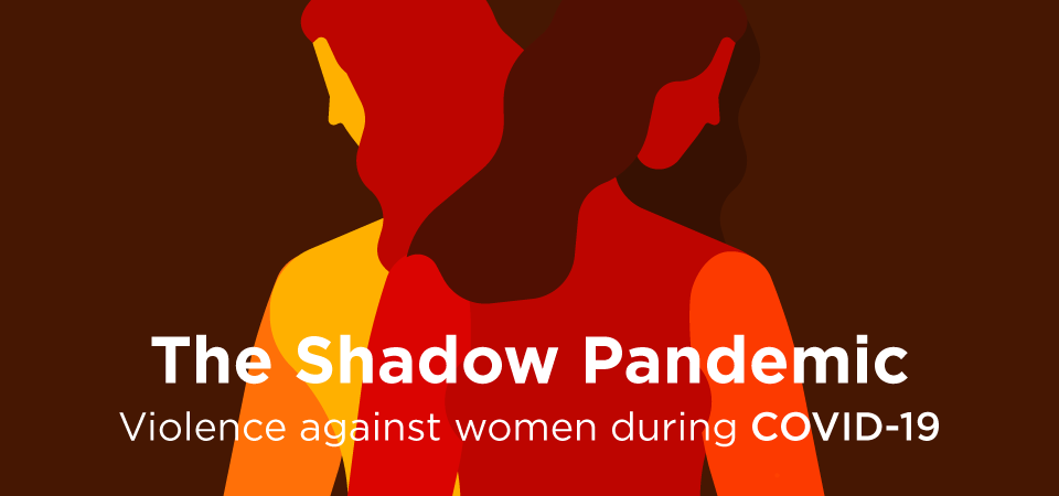 The Shadow Pandemic: Violence against women during COVID-19