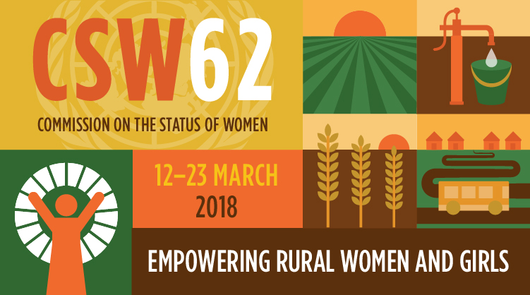 Press release: As global mobilization intensifies on women's rights, UN's largest meeting on gender equality begins