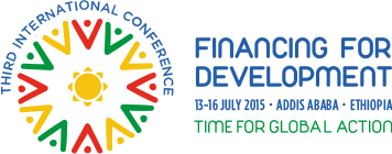 financing for development logo