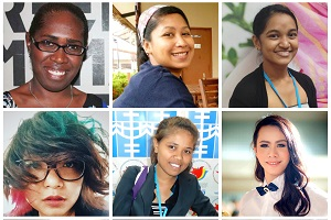 At least 750 million of young people live in Asia and the Pacific and their active participation and voices are essential to achieving gender equality. UN Women's Asia-Pacific regional website features blogs from more than a dozen young people across the region, expressing themselves and contributing their ideas as to how to build a more equitable world for all.
