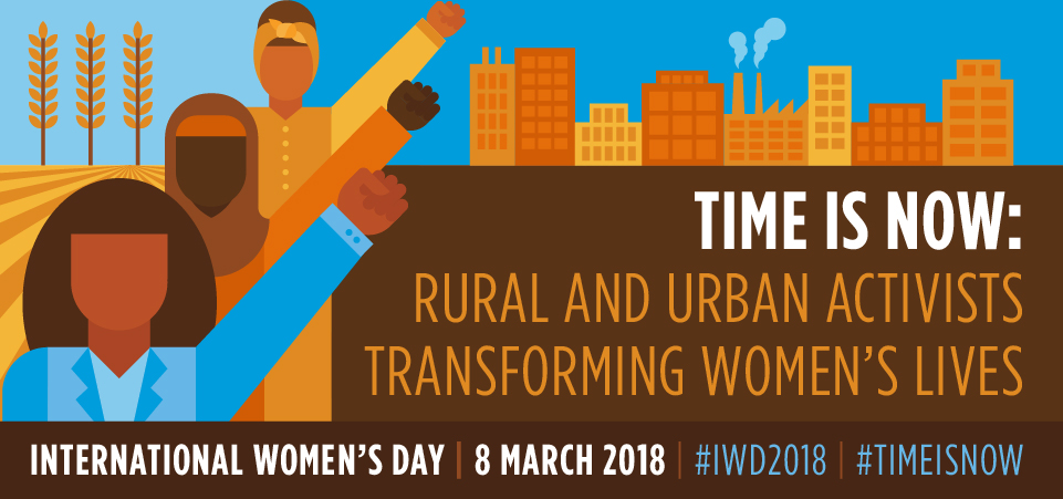 Time is Now: Rural and urban activists transforming women's lives