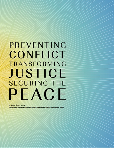 Preventing conflict, transforming justice, securing the peace.