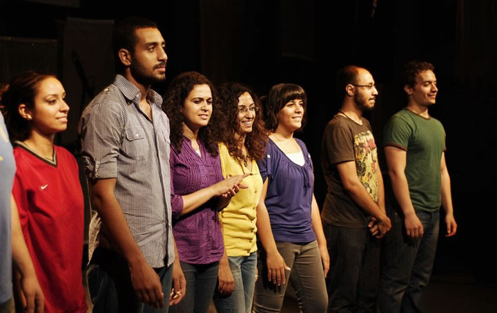 Tahrir monologues