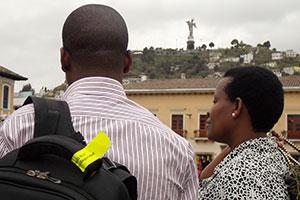 From Kigali to Quito, a journey towards safer cities