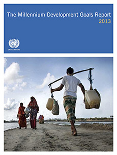 MDGs Report 2013
