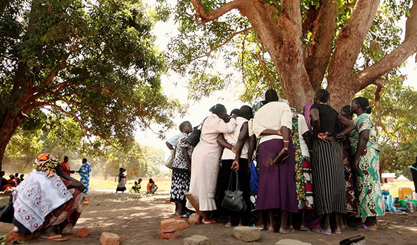 South Sudan: strengthening women's role in the new nation