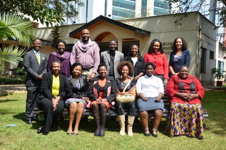 UN Women Eastern and Southern Africa Regional Office (ESARO) has announced the formation of Regional Civil Society Advisory Group (RSCAG) comprising of members from different countries within the region. The members are drawn from various regional and country-level civil society organizations. Photo: UN Women/Rose Ogola