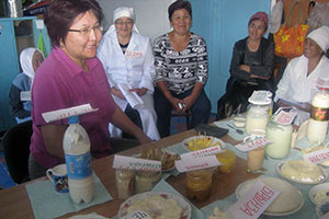 In Kyrgyzstan, we need to expand women's access to economic resources