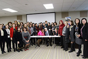Press release: Conference of Syrian women, convened by UN Women and the Netherlands, ends with strong recommendations for upcoming peace talks