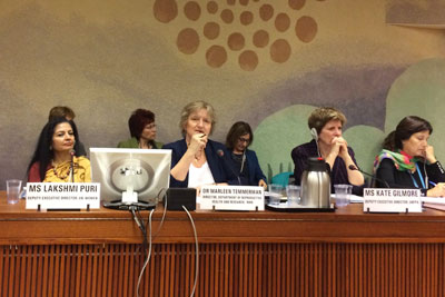 Women's health in the spotlight at the World Health Assembly
