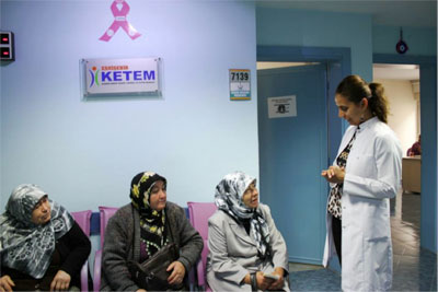 Turkey Cancer Screening Rural Women