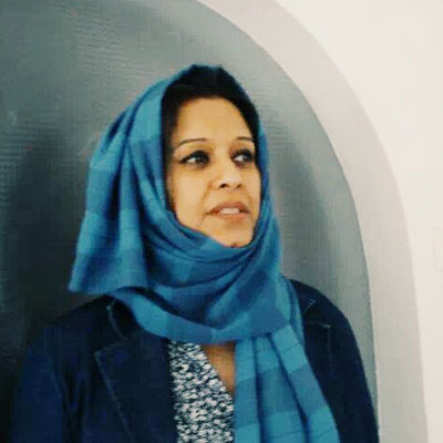 Jamila Ali Rajaa, President of the Yemen Consulting Centre and Member of the Government-led Economic Reforms Team.