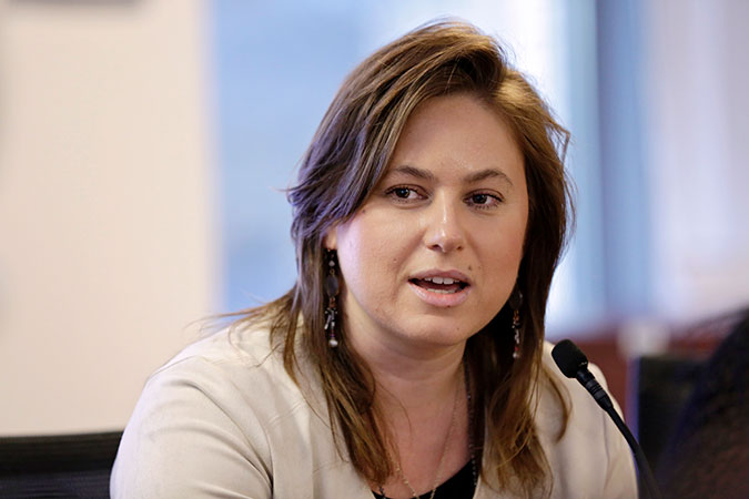 Judit Polgar discusses how she changed gender stereotypes playing chess