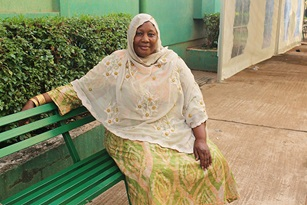 Haidara Djeneba Sy. Photo: UN Women/Coumba Bah
