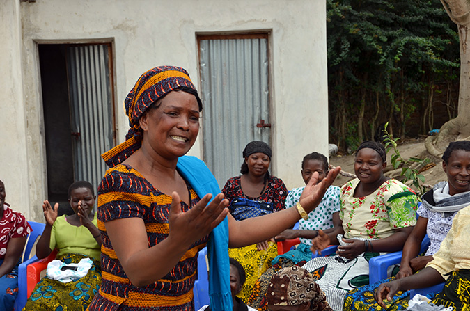 Stella Cosmas Chetto. Photo: UN Women/Stephanie Raison