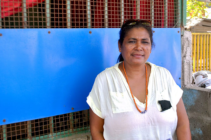 Women make history in Timor-Leste village elections