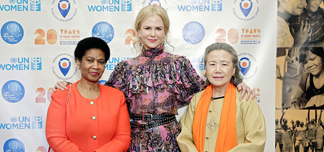 Press release: Luminaries, activists and artistes come together to spotlight life-changing interventions on ending the pandemic of violence against women and girls