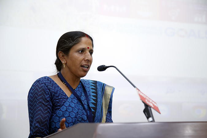 Sunita Kashyap. Photo: UN Women/Deepak Malik
