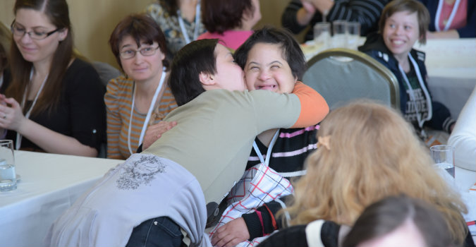 MDRI-S is the first organization in Serbia bringing the lives and narratives of women with mental disabilities living in custodial institutions to the attention of the public. Photo: MDRI/Viktor Ljevar