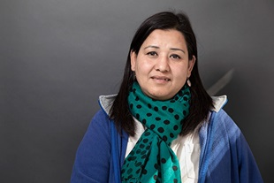 Pratima Gurung. Photo:  UN Women/Ryan Brown