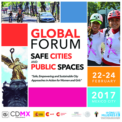 Mexico City hosts global forum on safe cities for women and girls