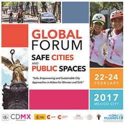 Global forum on Safe cities and public spaces