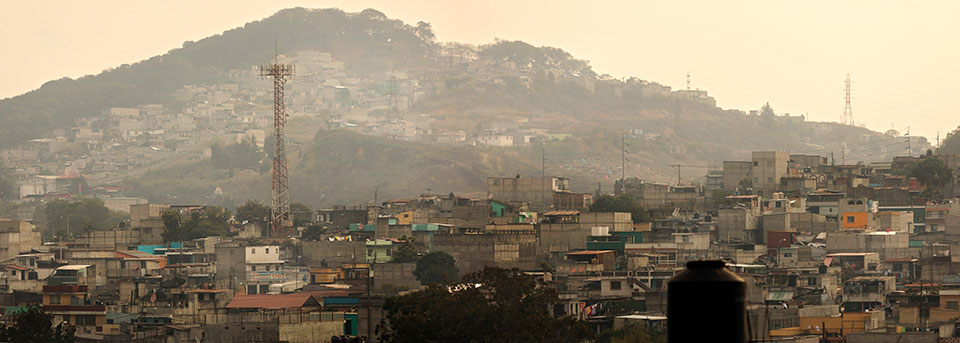 Guatemala City. Photo: UN Women/Ryan Brown