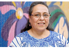 """In the words of Sandra Moran: """"Being the first openly lesbian Congresswoman in Guatemala has been a big responsibility"""""""