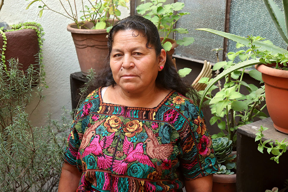 Social protection to domestic workers in Guatemala