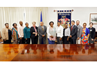 UN Women Executive Board visits programmes in the Caribbean