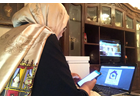 Connected by their phones, women peacebuilders lead COVID-19 prevention efforts across Libya