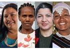 How six grass-roots women's organizations are making sure that no one is left behind in COVID-19 response