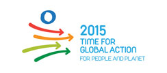 Time for Global Action logo