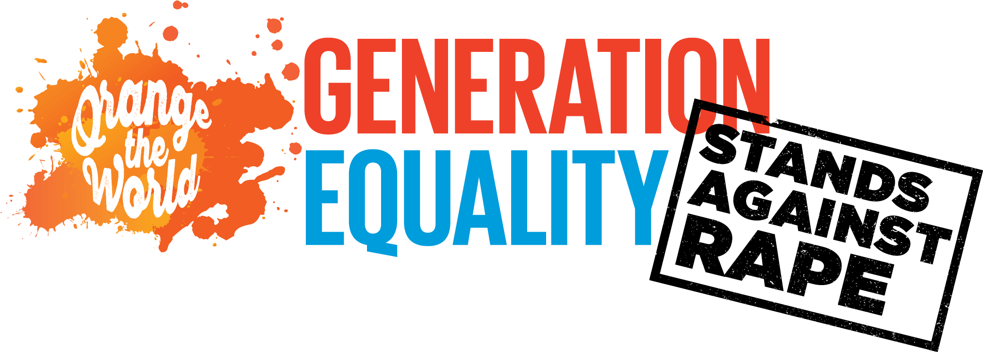 16 Days of Activism against Gender-Based Violence 2019 - Generation Equality stands against rape