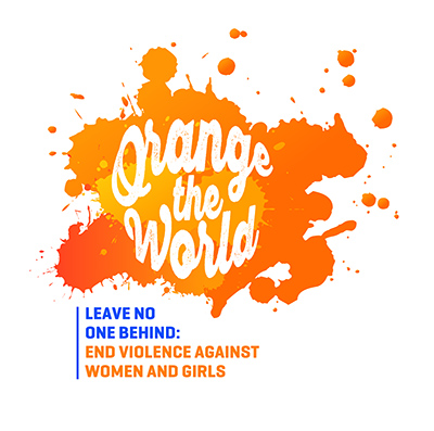 Orange the World 2017: Leave no one behind