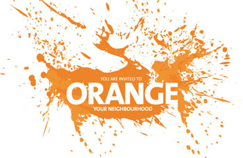 Orange your neighbourhood logo