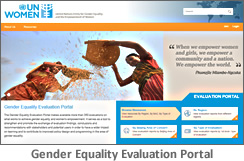 Gender Equality Evaluation Portal